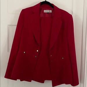 Tarahi ASL RED Suit